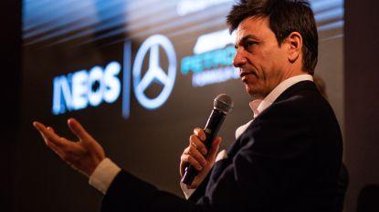 Mercedes en Ineos slaan de handen in elkaar: chemiereus wordt partner van F1-renstal