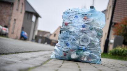 PMD-zakken niet overal opgehaald: IGEAN houdt donderdag nieuwe ophaalronde