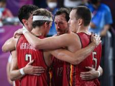 Belgian Lions 3x3: malgré les soupçons de fraude, le quatuor des Jeux Olympiques participera à l'Euro
