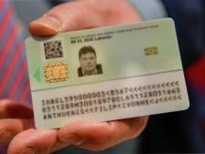Stad Antwerpen start met identiteitskaarten met vingerafdrukken
