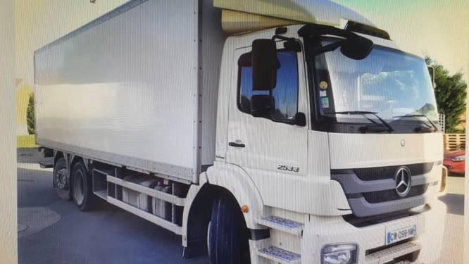 Dieven zijn drie uur bezig met vrachtwagen te stelen, maar vergeten dan iets cruciaals