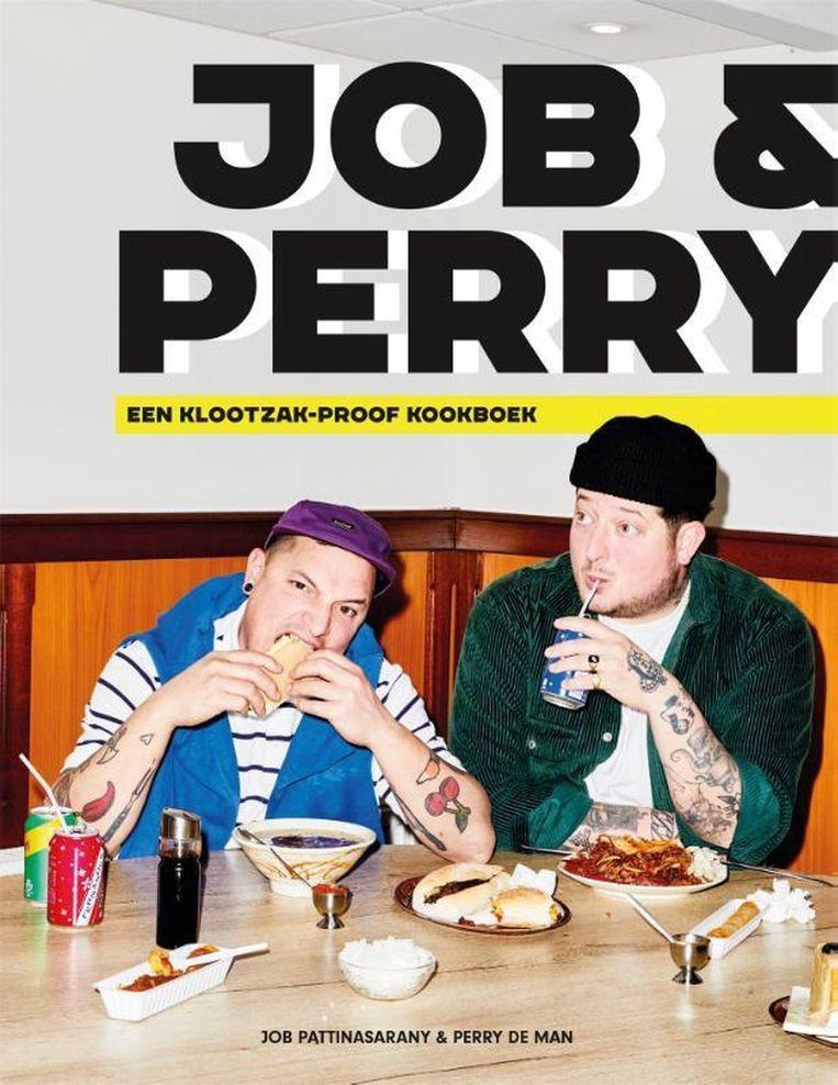 Job & Perry. Beeld