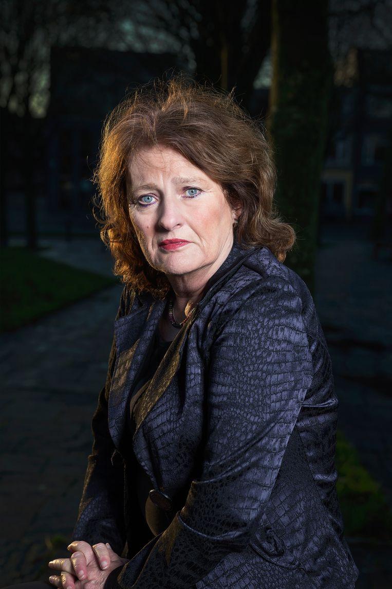 Adriana van Dooijeweert, voorzitter van het College voor de Rechten van de Mens. Beeld Hollandse Hoogte / Olivier Midde