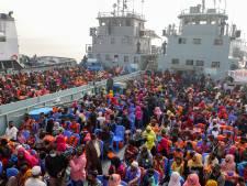 Bangladesh stuurt duizenden Rohingya's naar afgelegen eiland