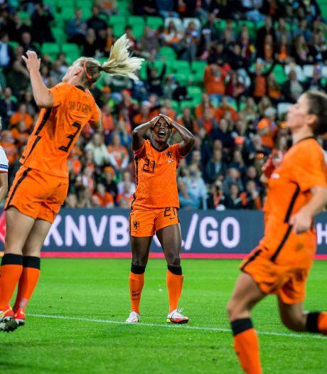 Oranjevrouwen hebben na valse start onder Parsons iets goed te maken in IJsland