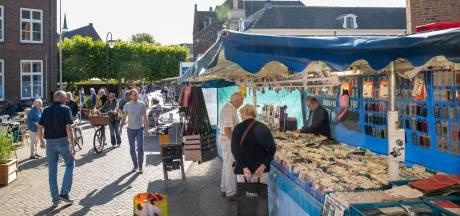 Maandagmarkt Ede afgeblazen, maar andere markten Vallei gaan wel door: 'Aan het eind van de week zijn mensen gewend aan het weer'