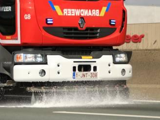 Brandweer moet drie kilometer lang brandstofspoor opruimen in Brakel