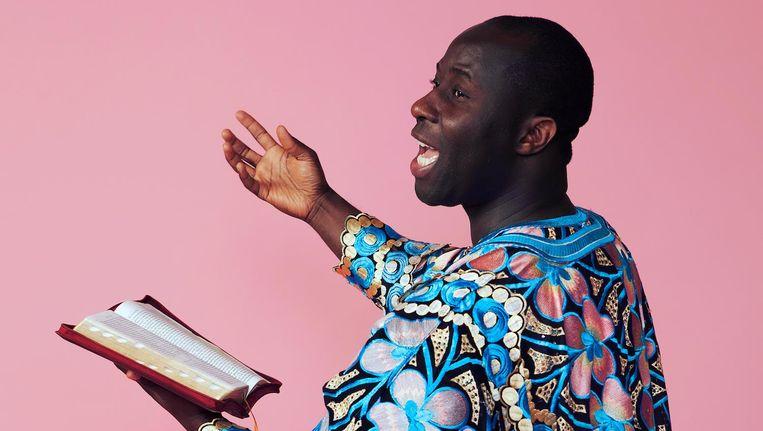 Emmanuel Koney Beeld Mark van der Zouw