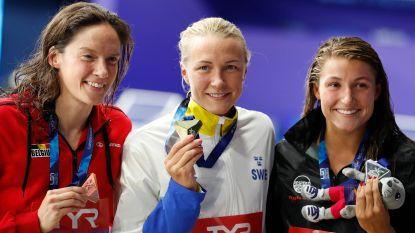 EK zwemmen. BRONS! Buys pakt revanche voor mislukte 100m met 3de plaats op 50m vlinderslag - Vanhuys 19de in 10 km openwater