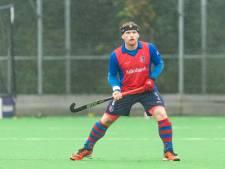 Hockeyer Tom van Hooijdonk (SCHC) beëindigt noodgedwongen loopbaan