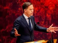 Nieuwe Rutte overtuigt niet, maar hij leidt toch weer de formatiedans