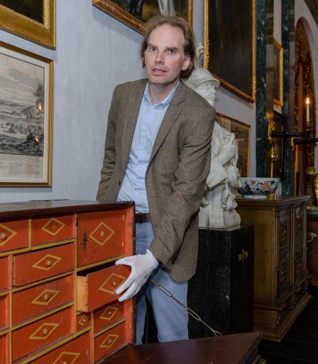 Dankzij deze man spreken we nu geen Frans in Nederland (maar dat kostte hem wél zijn kasteel in Amerongen)