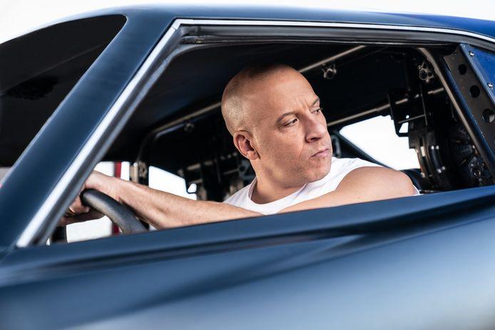 """Vin Diesel dans """"Fast and furious"""""""