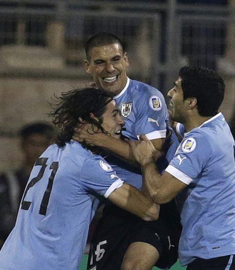 L'Uruguay et le Mexique presque qualifiés pour le Brésil