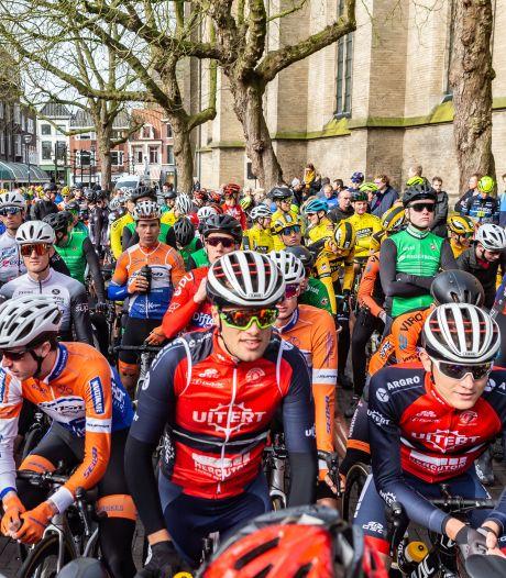 Verkeersomleidingen tijdens wielerevenement 'De Ster van Zwolle'