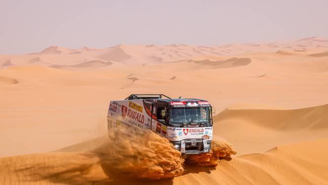 """Jan Van der Vaet hoopt op top tien in de Dakar: """"We zullen er alles aan doen om die ambitie waar te maken"""""""
