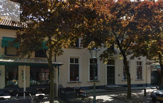 Het  Van Esserenhuis dat dienst doet als het stadsmuseum van 's-Heerenberg.