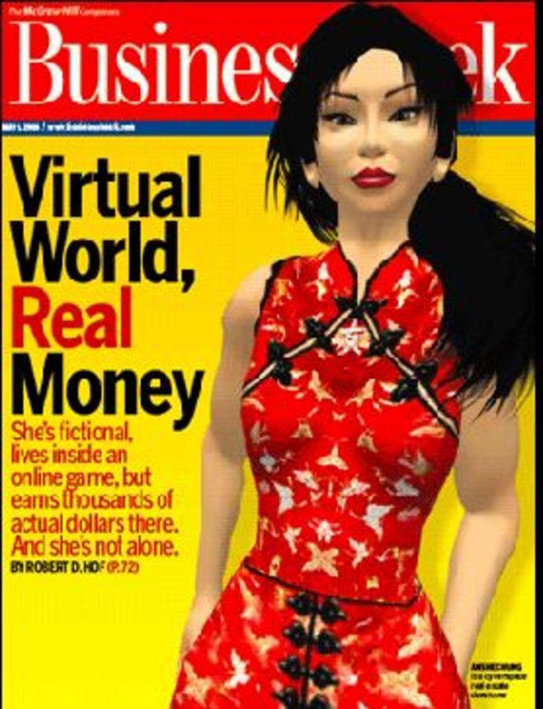 De cover van Business Week in 2006. Beeld Business Week
