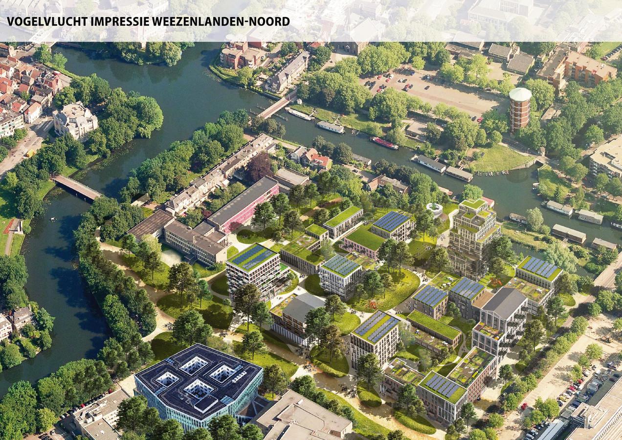 Impressie Wezenlanden-Noord.