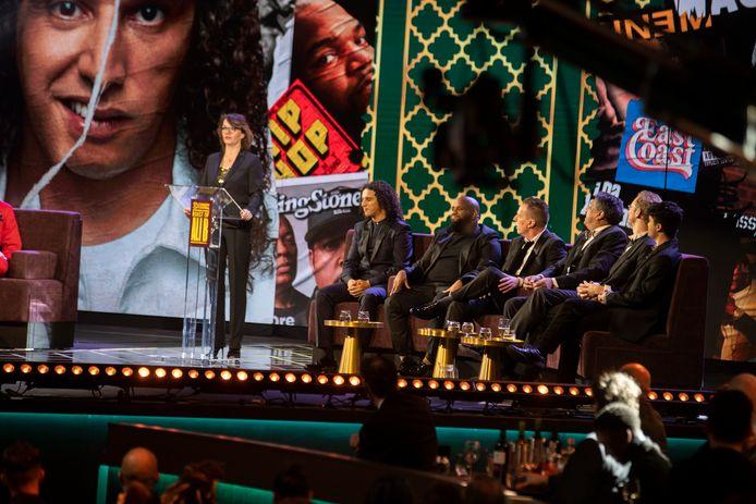 Opnames van The Roast of Ali B, georganiseerd en uitgezonden door televisiezender Comedy Central.