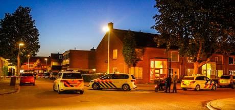 Man die brandend over straat liep in Eindhoven is overleden aan verwondingen