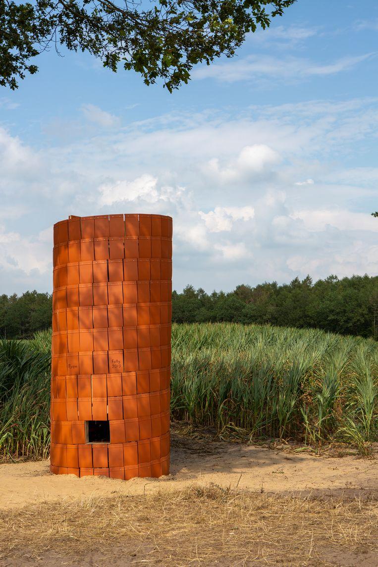 Pyros (Folly Art Norg, 2019), van Boudewijn 't Sas Beeld Edith Gerritsma