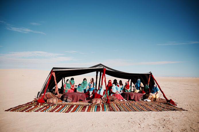 Hotel Romantiek trekt door de Sahara