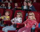 Bioscopen draaien extra kinderfilms.