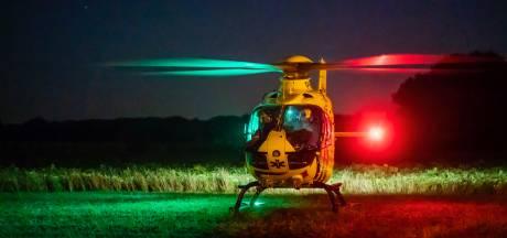 Automobilist naar het ziekenhuis na ongeval in Veldhoven