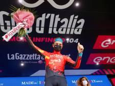 Coup de panache et victoire d'étape pour Caruso, Bernal se rapproche de la victoire finale
