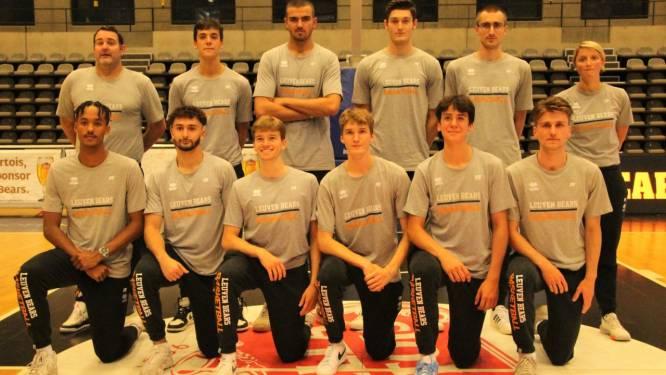 Young Leuven Bears beginnen met nieuw team in Top Division 2