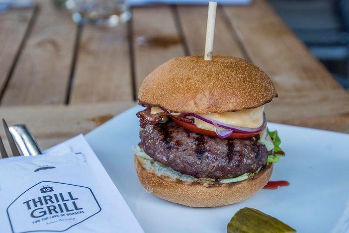 Burger Thrill Grill