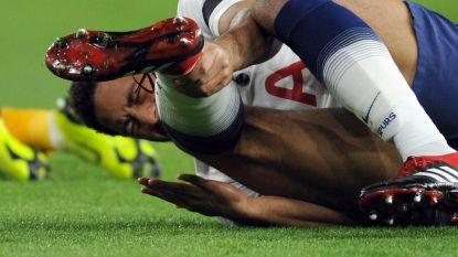 En opnieuw valt een Rode Duivel uit: Dembélé al na twee minuten van het veld, Tottenham wint wel