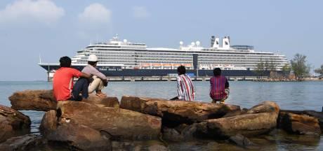 Mijn ouders lieten me achter op cruiseschip de Westerdam in de vorm van mijn roman
