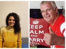 EK-finalekoorts in Nederland: Melvin en Donatella klaar voor Engeland-Italë: 'Keep calm and carry on'