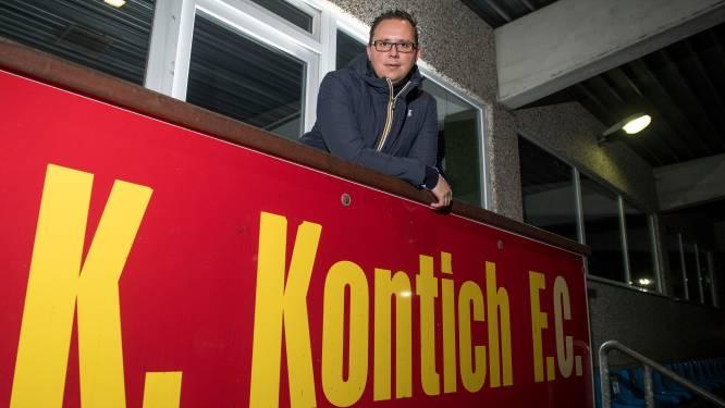 """Wim Claes ontvangt morgen met Kontich Beerschot: """"Een hoogdag voor de club"""""""