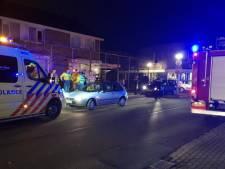 Vrouw raakt gewond aan nek na botsing in Glanerbrug