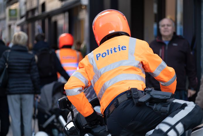 Politie op de Bruul