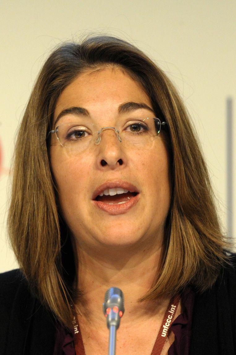 Naomi Klein Beeld AFP