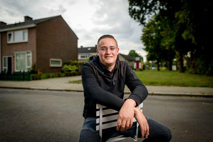 TT-2019-013401 Jimme Nordkamp, PvdA-fractievoorzitter in de gemeenteraad van Losser.
