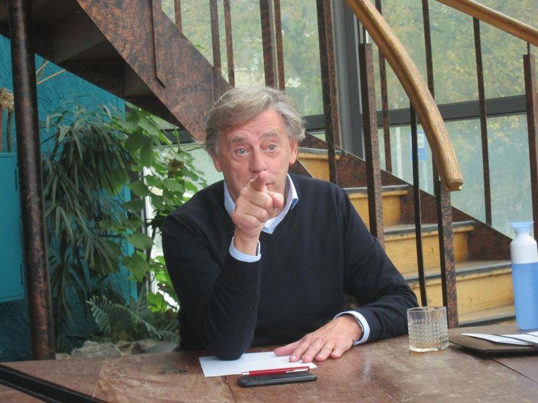 VVD-klimaatkonijn Ed Nijpels Beeld