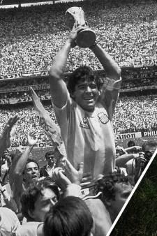 Nieuws gemist? Voetballegende Diego Maradona (60) overleden en Wijchenaar (42) opzettelijk doodgereden