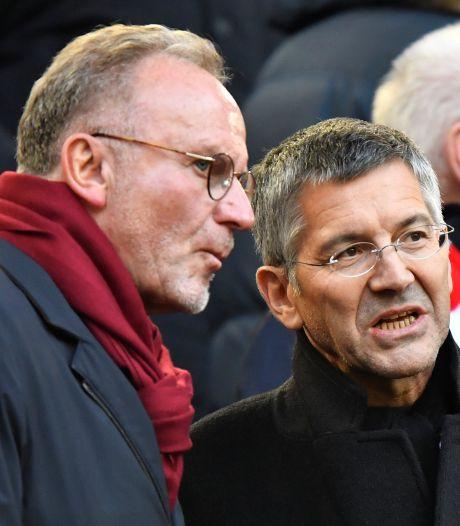 Bayen München zegt nee tegen Super League: 'Solidair met de Bundesliga'