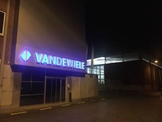 Metaalpoederbrand bij Vandewiele snel onder controle