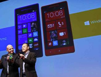 HTC en Microsoft onthullen Windows Phones 8X en 8S