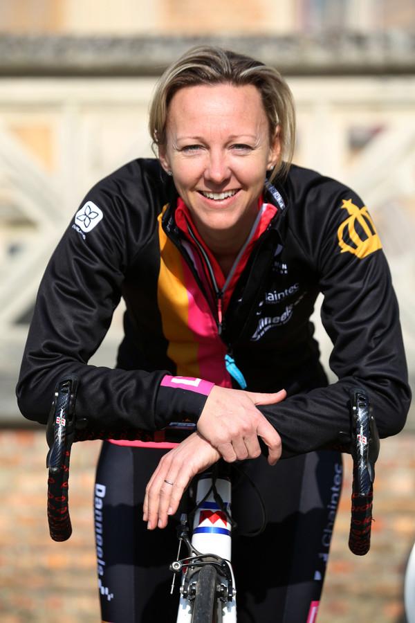 Sylvie Roggeman uit Jabbeke, arts in het Brugse AZ Sint-Jan.