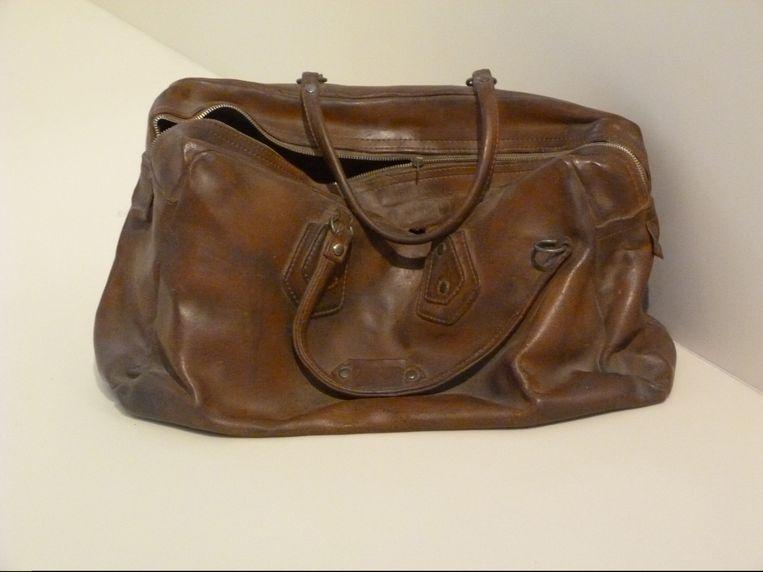 Marilyn Levine: Bob's bag (1982). Beeld Bonnefantenmuseum Maastricht