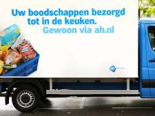 Albert Heijn heeft bezorging weer op orde, maar 'we zitten aan de bovenkant van wat we kunnen'