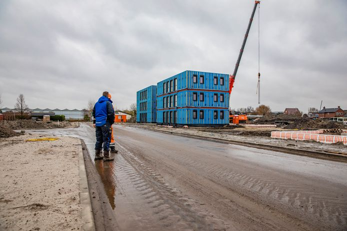 Huisvesting arbeidsmigranten in Naaldwijk.