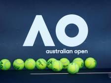 Uitslagen Australian Open
